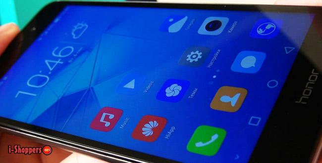 отзыв о дисплее Huawei Y6II