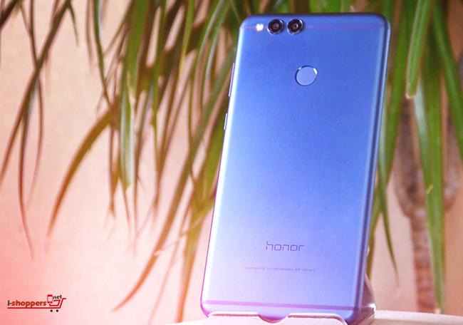 HONOR 7X обзор смартфона