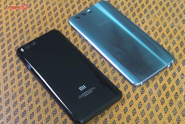 honor 9 сравнение Xiaomi Mi6