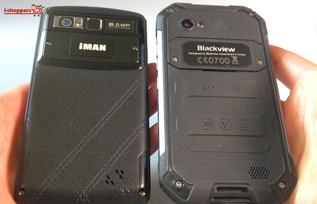 iMAN Victor VS Blackview BV6000