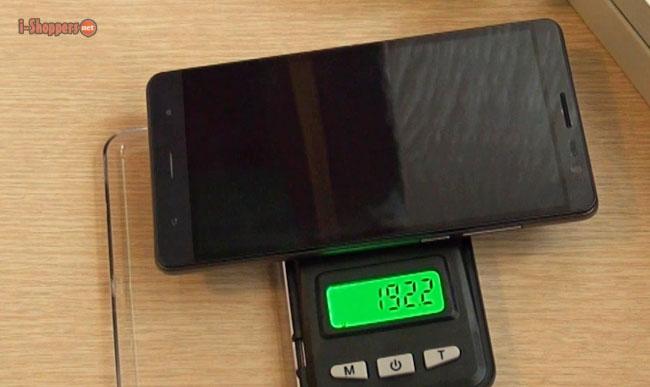 вес смартфона 192 грамма