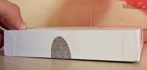 Небольшая коробочка из плотного картона