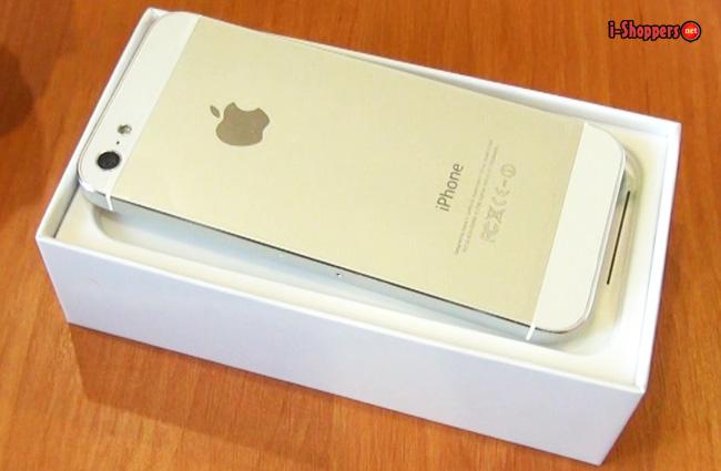 отзыв iphone 5 восстановленный