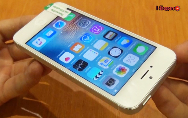 отзыв об iphone 5 с Алиэкспресс