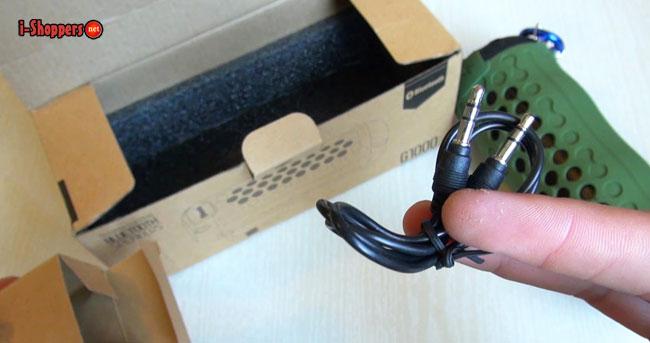 фото кабель AUX