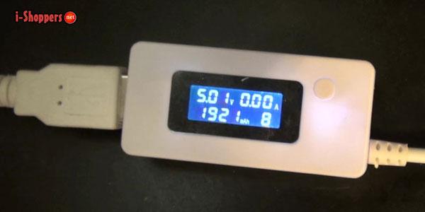 аккумулятор тест батареи