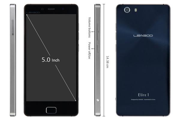 отзывы о смартфоне Leagoo Elite 1