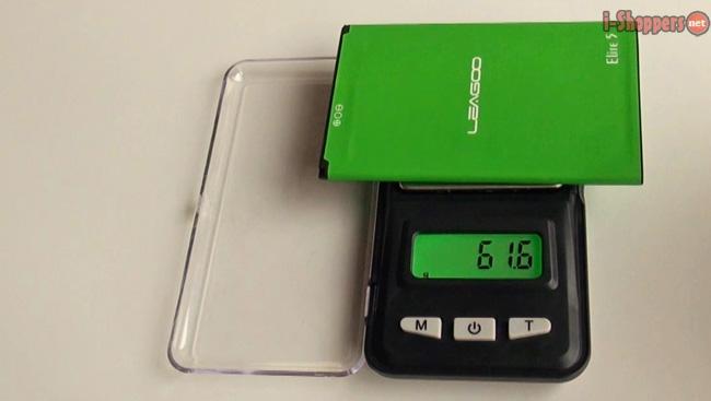 тесты и вес батареи на 4000 мАч