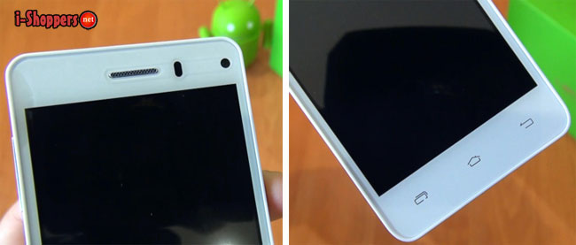 дизайн смартфона простой