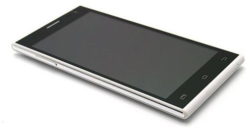 белая версия смартфона