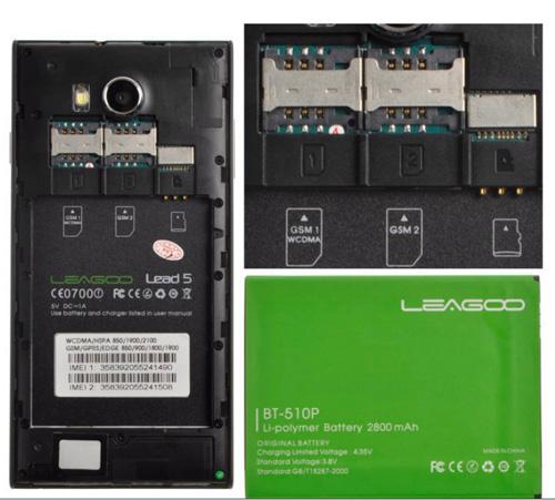 батарея Leagoo Lead 5 отзывы