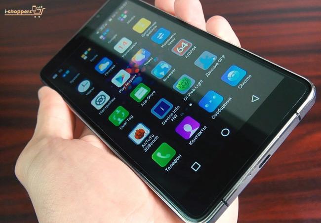 обзор смартфона Leagoo M8 Pro