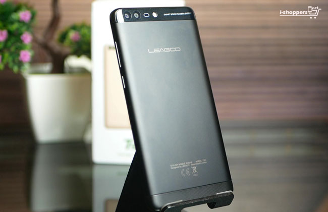 Leagoo T5c Spreadtrun review