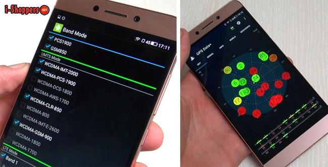 тест GPS HELIO X20