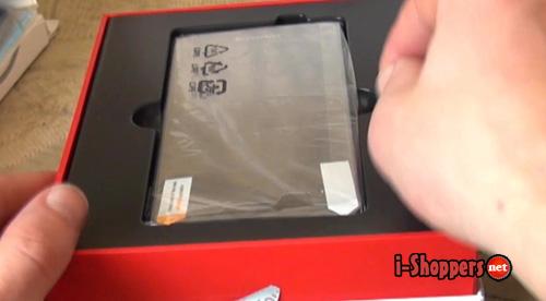 плёнка на экран P780