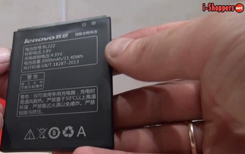 батарея на 3000 мАч