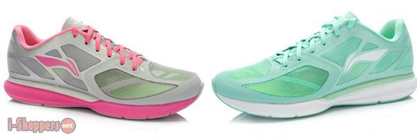лёгкие кроссовки для бега li ning