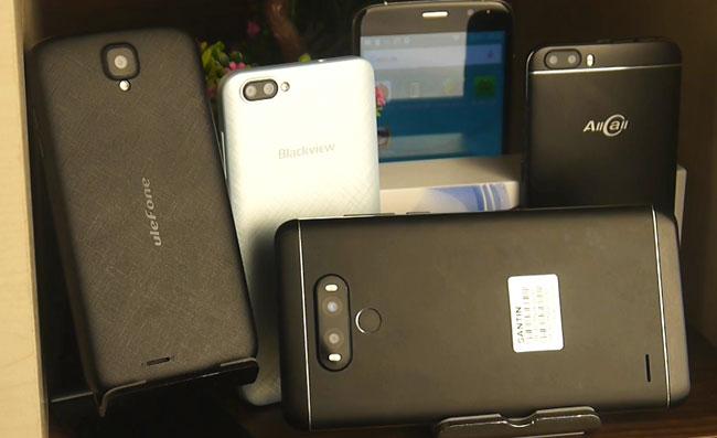 отзывы о самых дешевых смартфонах с Алиэкспресс