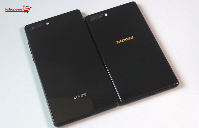 Maze Alpha VS Doogee MIX