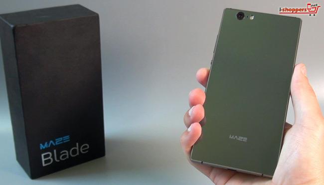 Maze Blade review