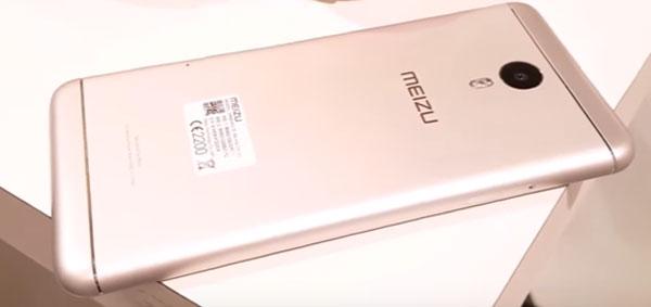 фото Meizu M3 Note и его характеристики