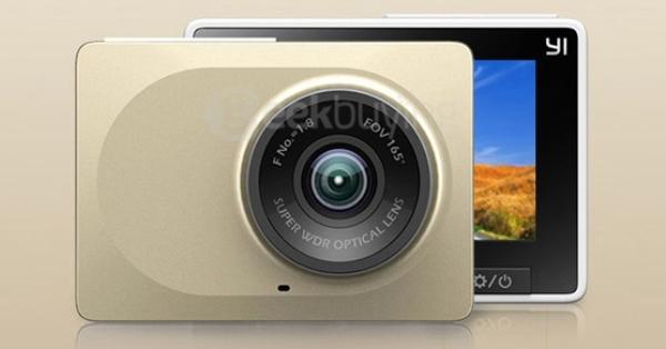 видеорегистратор Xiaomi car DVR