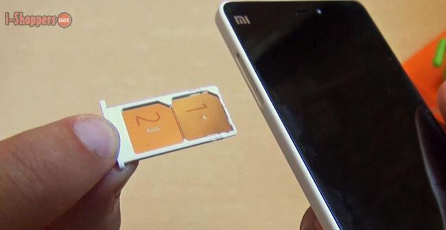 лоток для SIM карт