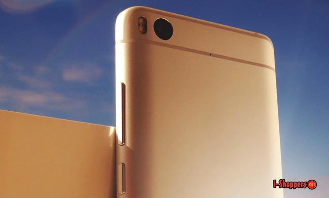 обзор Xiaomi Mi5S и фото смартфона