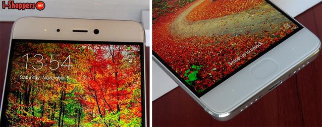 сенсорная кнопки Xiaomi Mi5S