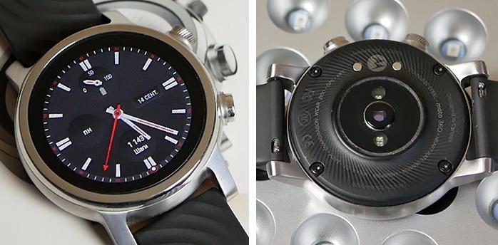 обзор Moto 360 2020
