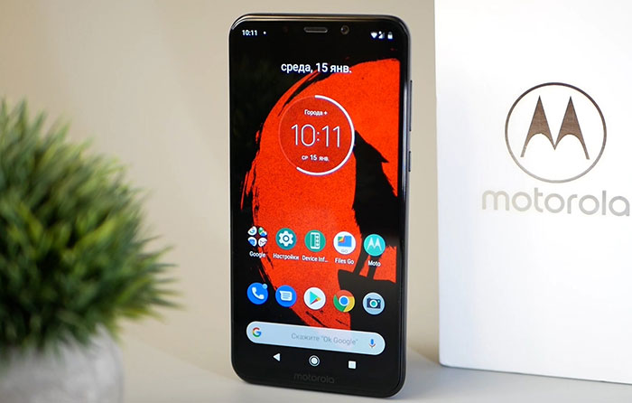 Moto P30 Note review
