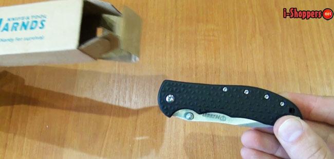 обзор ножа HARNDS CK6013