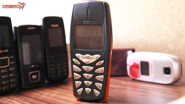 телефон NOKIA 3510i из 2002 г.