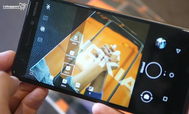 как снимает камера Nokia 6 2018