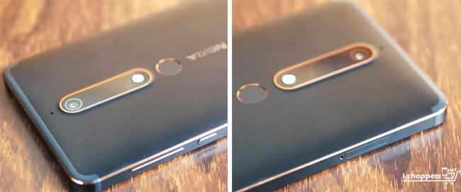 фаски Nokia 6.1