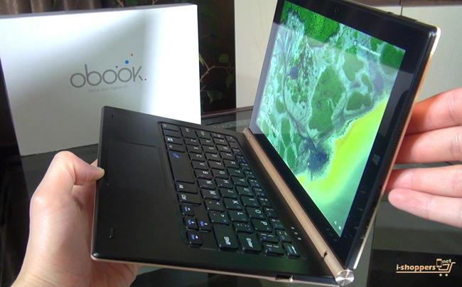 планшет с клавиатурой Obook 20 Plus