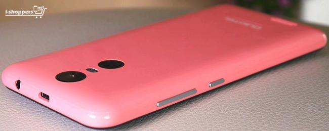 OUKITEL C8 розовый pink