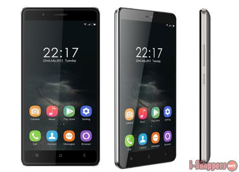 обзор смартфона oukitel k4000
