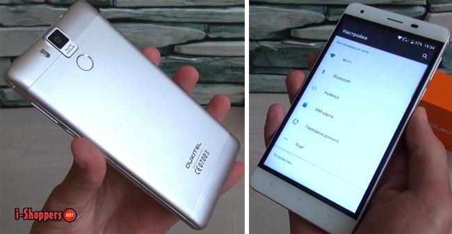 oukitel k6000 pro отзыв о смартфоне