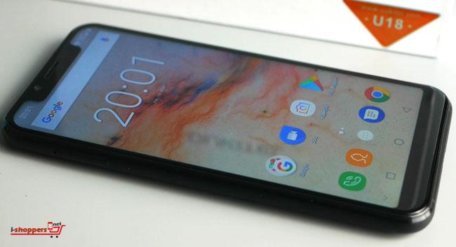 отзыв о смартфоне Oukitel U18