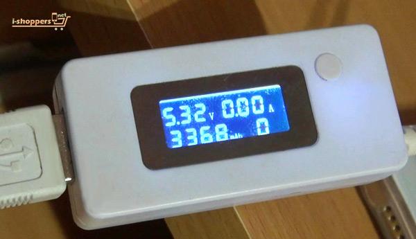 тест аккумулятора Oukitel u20 Plus