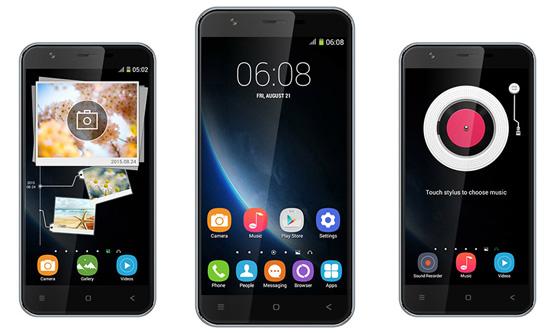 oukitel u7 характеристики смартфона
