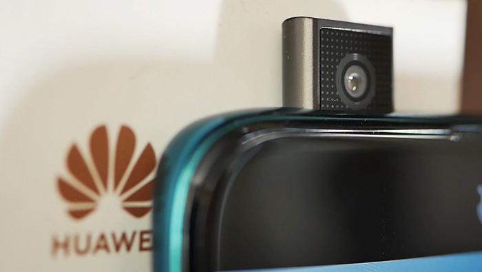 смартфон с камерой перископ