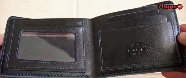 Дополнительные карманы для визиток, пластиковых карт итд.