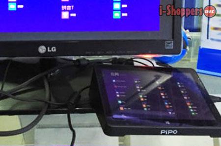 подключение PIPO X8 к телевизору