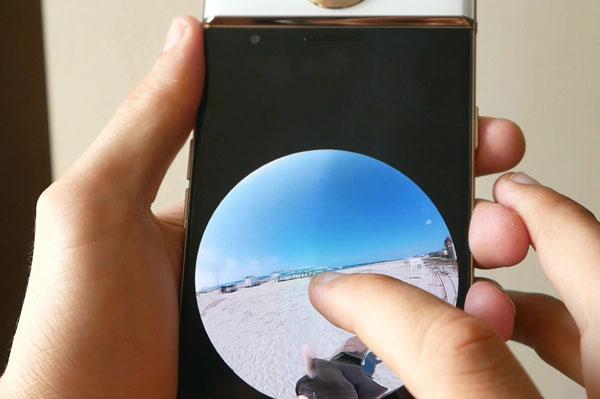 камера 360 в смартфоне
