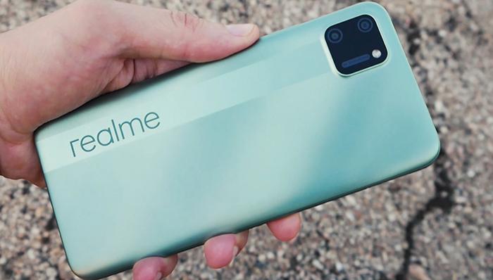 обзор Realme C11