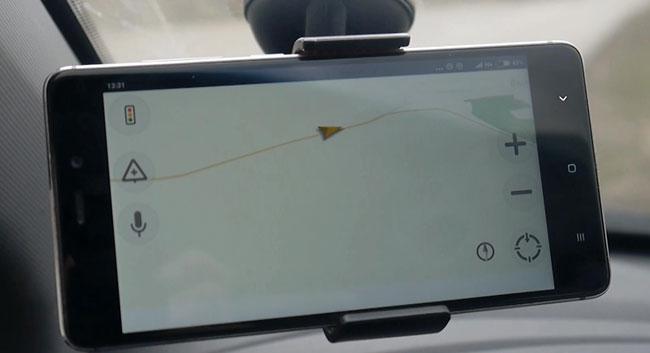 отзыв о Xiaomi в качестве навигатора