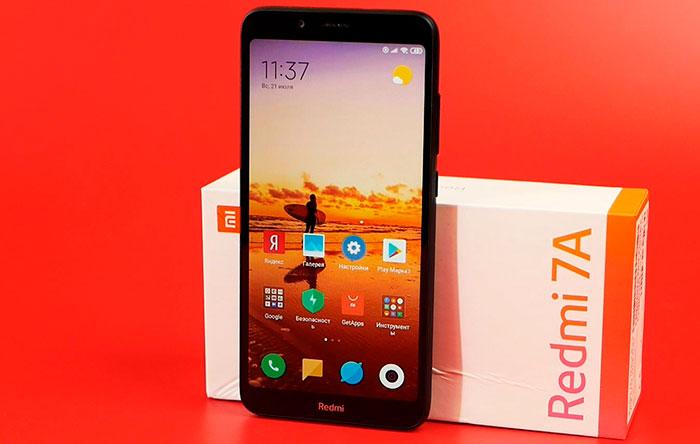 Redmi 7A полный обзор смартфона