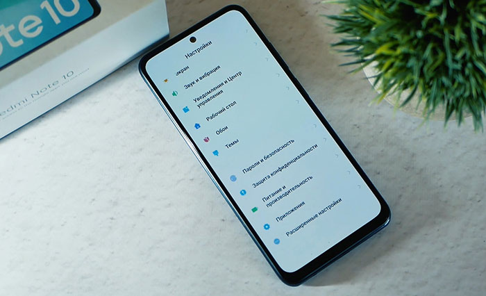 AMOLED экран Redmi Note 10 отзыв